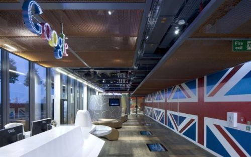 Google Office: London