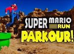 Super Mario Run Parkour