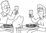 Simon's Cat - Dinner Date #3