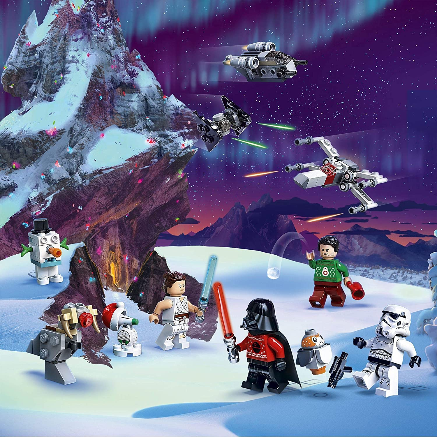 LEGO Star Wars Adventskalender 2020*