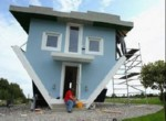 Upside Down Haus in Deutschland