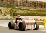Stop Motion Couch Car