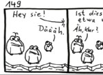 Die Pinguine - Cartoons