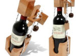 Wein-Puzzle: Don't break the bottle