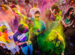Festival of Colors 2012 in Utah