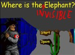 Where is the invisible Elephant?
