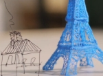 3Doodler - Stift malt in 3D