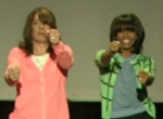 Evolution Of Mom Dancing (mit Michelle Obama)