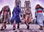 Assassin's Creed Unity im Real Life