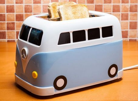 VW Campingbus Toaster