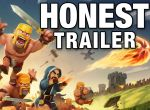 Ehrlicher Trailer: Clash of Clans