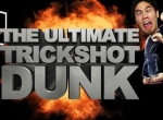 Der ultimative Basketball-Trickshot