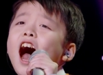 "Talentierte Kinder singen ""You Raise Me Up"""