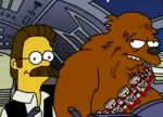 Simpsons bei StarWars