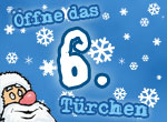 Adventskalender: 6. Türchen