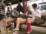 No Pants Subway Ride 2008