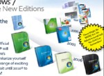 Windows 7 - Die neuen Editionen