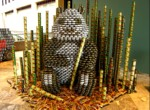 Canstruction 2008: Kunst aus Dosen